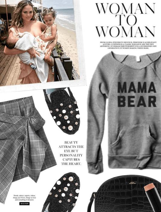 Mama Bear!!