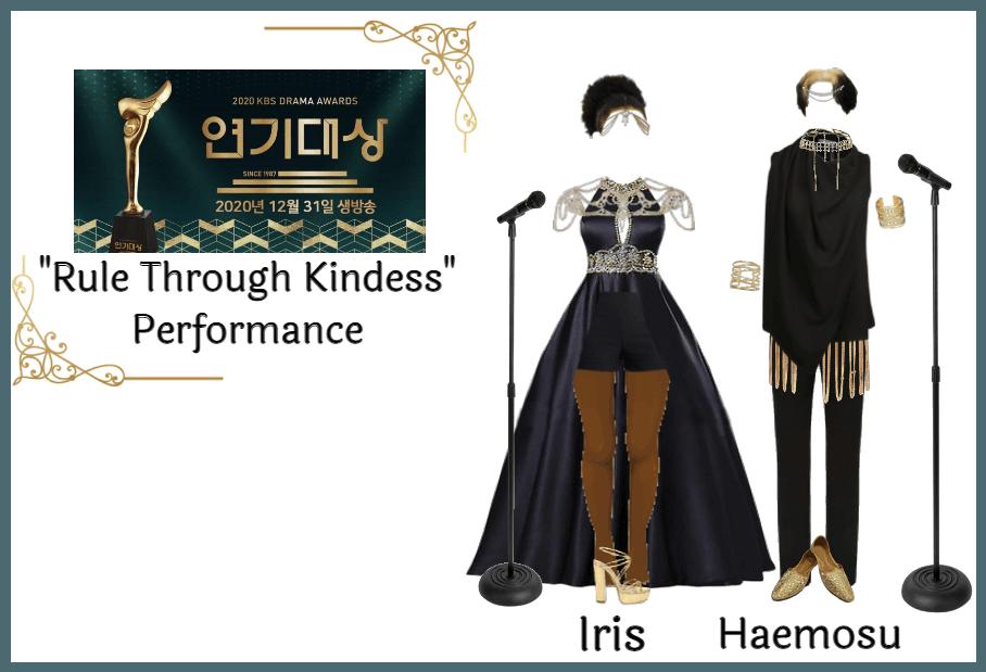 KBS Drama Awards | Rule Through Kindness