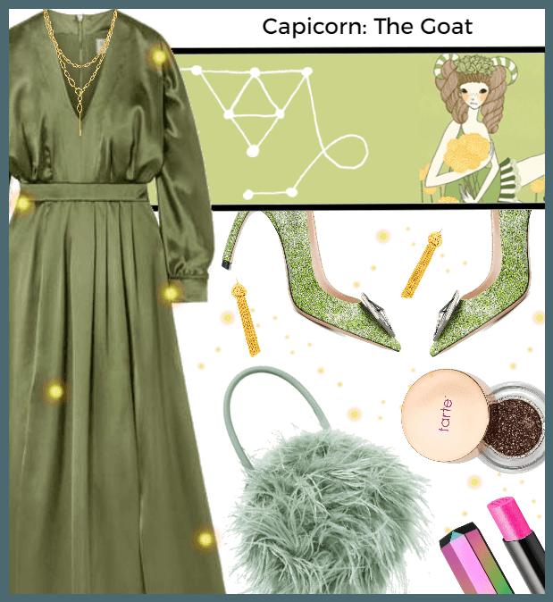 Capricorn: The Goat 12/22-1-19