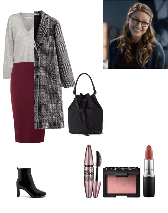 Katherine Potts — First Day at Stark Industries