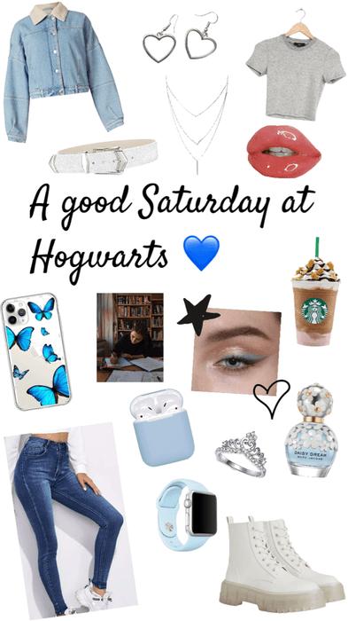 Thalya Collection ~ A good Saturday at hogwarts