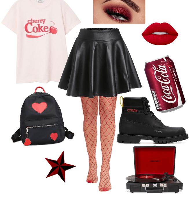 Cherry Coca-Cola Punk
