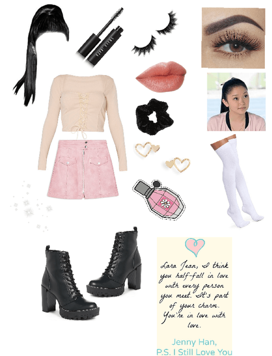 Lara Jean ( To All The Boys I Loved Before )