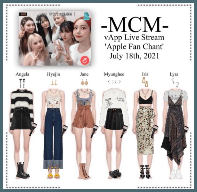 (미랔울움) MIRACULUM - [𝙈𝘾𝙈] vApp Live Stream