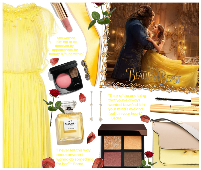 Disney Vacation ( Beauty & Beast Inspired )