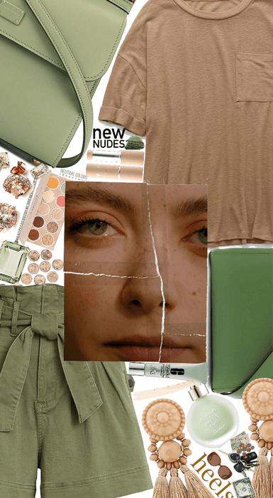 Green/ Nude Trend 2020