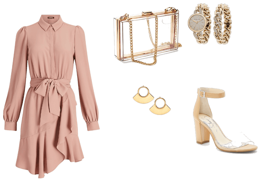 Spring Night outfit