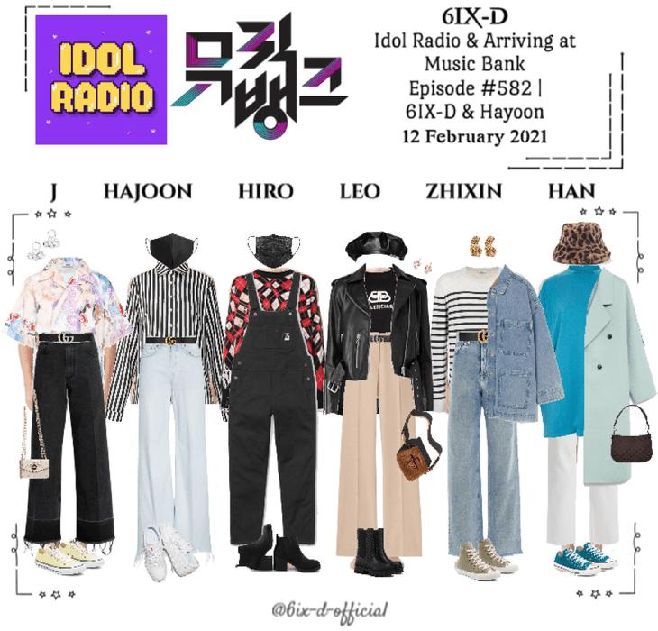 6IX-D [식스디] Idol Radio & Music Bank 210212
