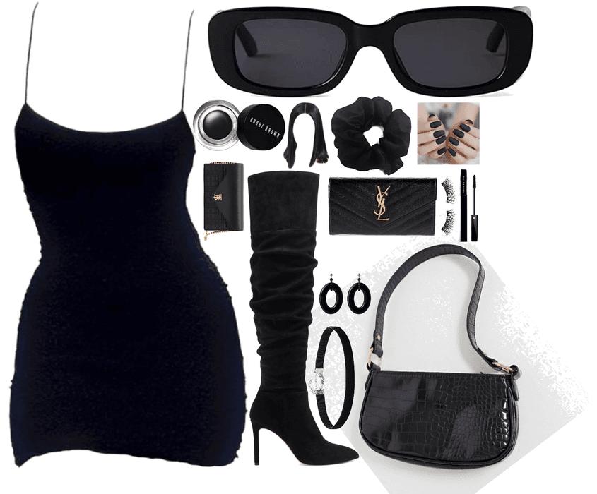 🖤🖤🖤 black vibes