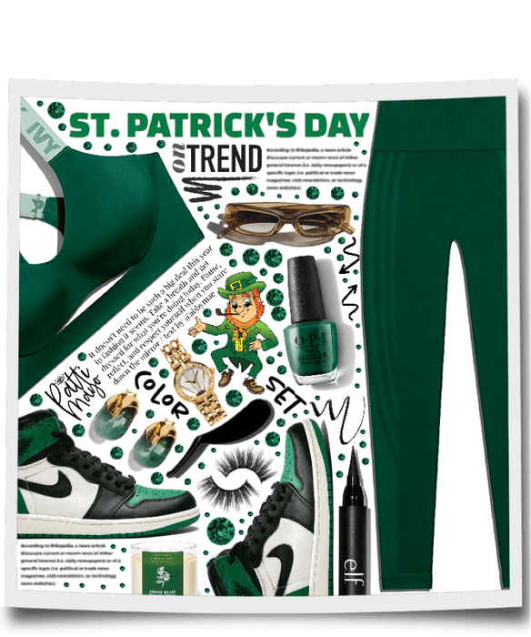ST. PATRICK'S DAY VIBES 🍀