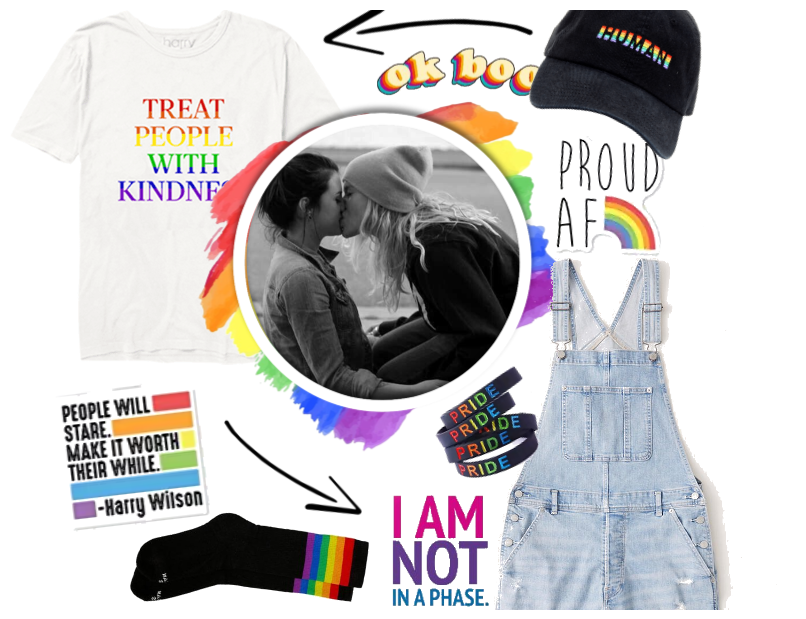 Get The Look: Pride Month