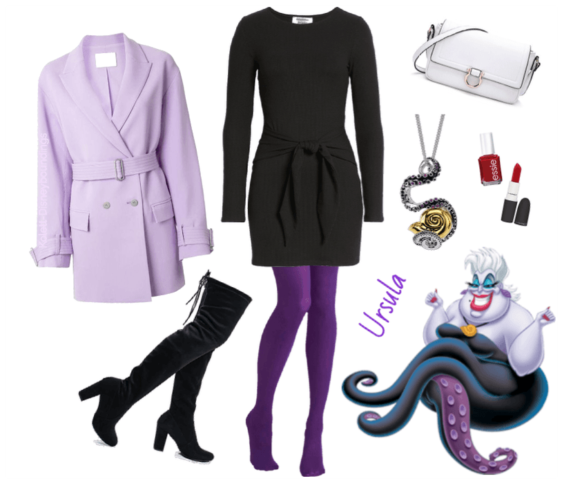 Ursula - Disneybounding -Disney