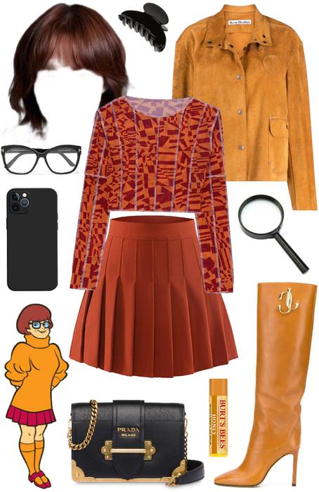 Velma Dinkley / Scooby-Doo