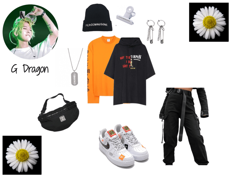 G Dragon Inspired Fashion