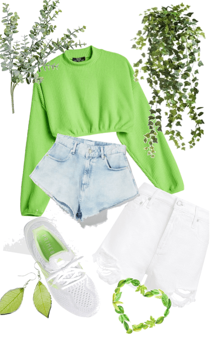 Taurus Outfit (Green)