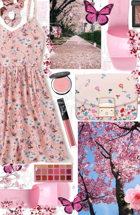 Cherry Blossom Spring Florals