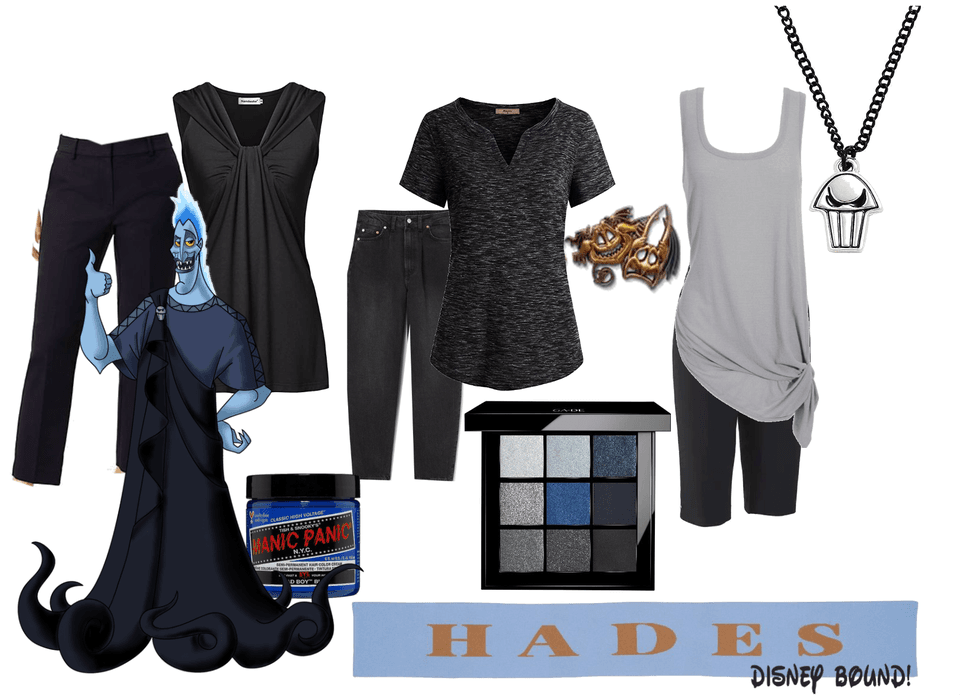 Hades Disney Outfits