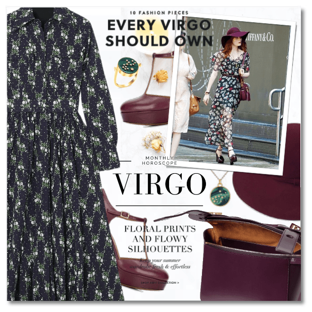Virgo Style: Florence Welch