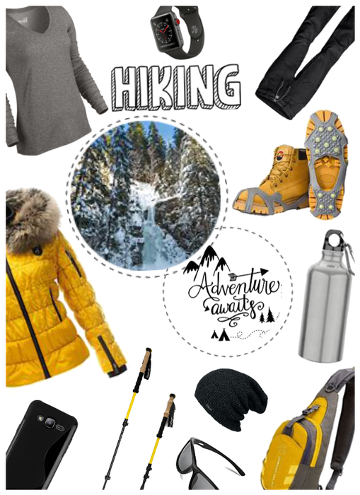 Ski Trip Activity: Hiking
