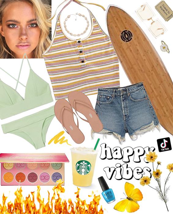 #anyone else feeling summer vibes