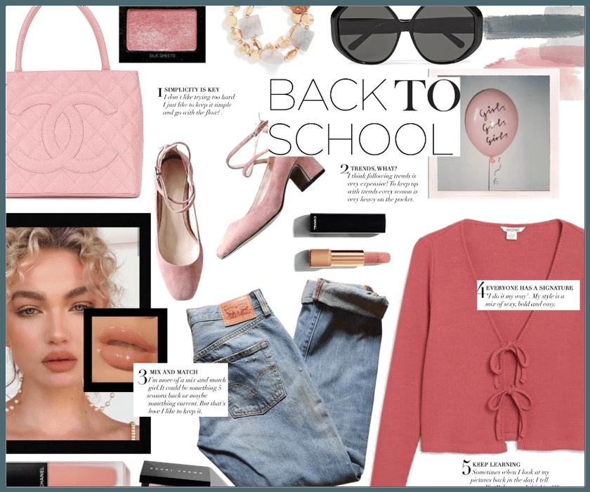 Girly Girl : Pretty in Pink