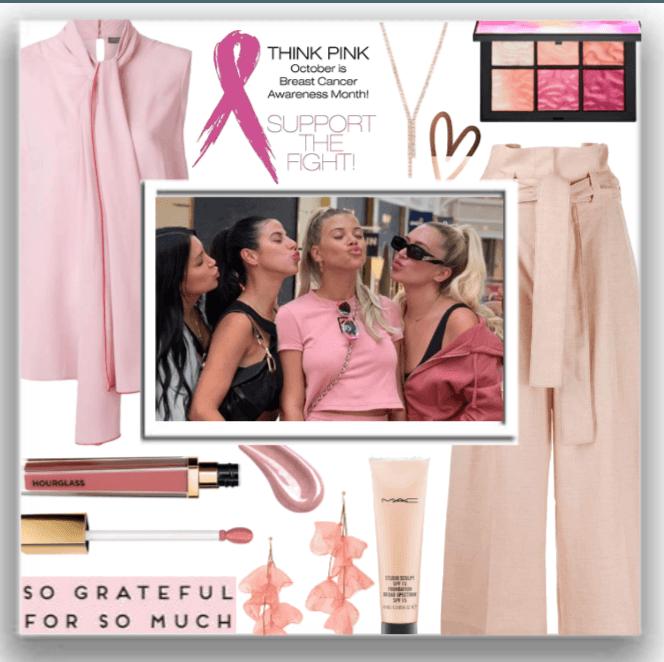 I Wear Pink