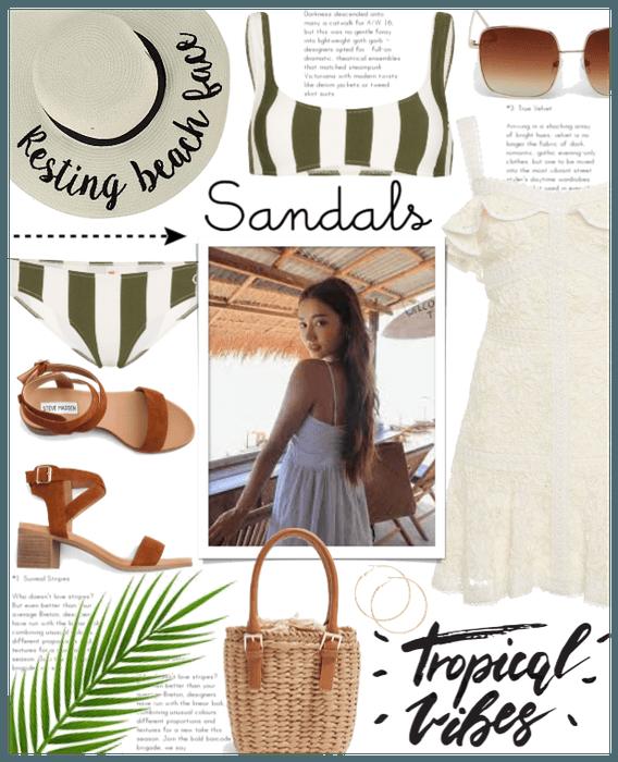 SUMMER 2020: Sandals Style
