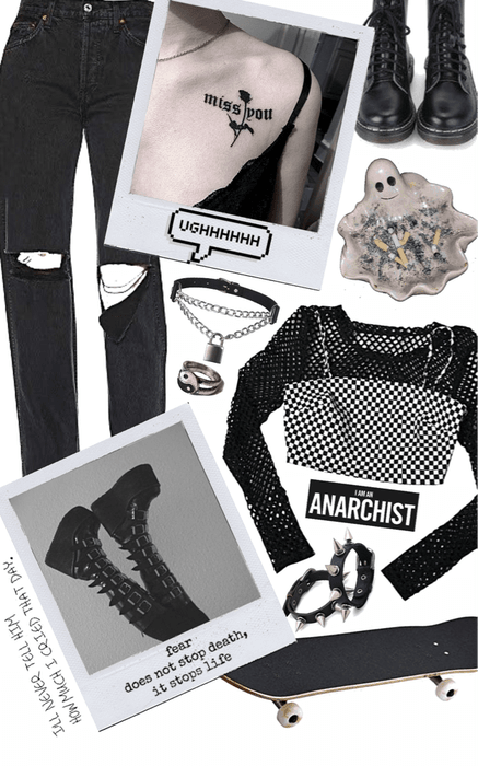 SPRING 2020: Punk Girl Style