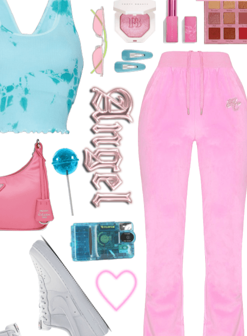 Pink and Blue 🌸💙