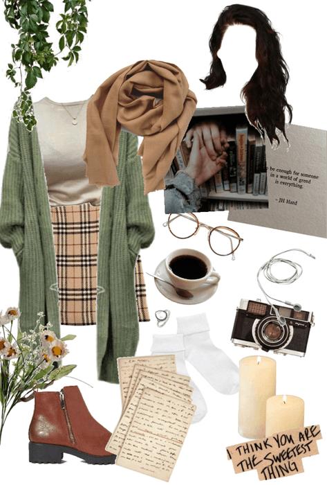 cozy fall (hufflepuff)