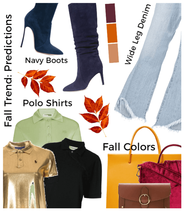 Fall Trend: Predictions