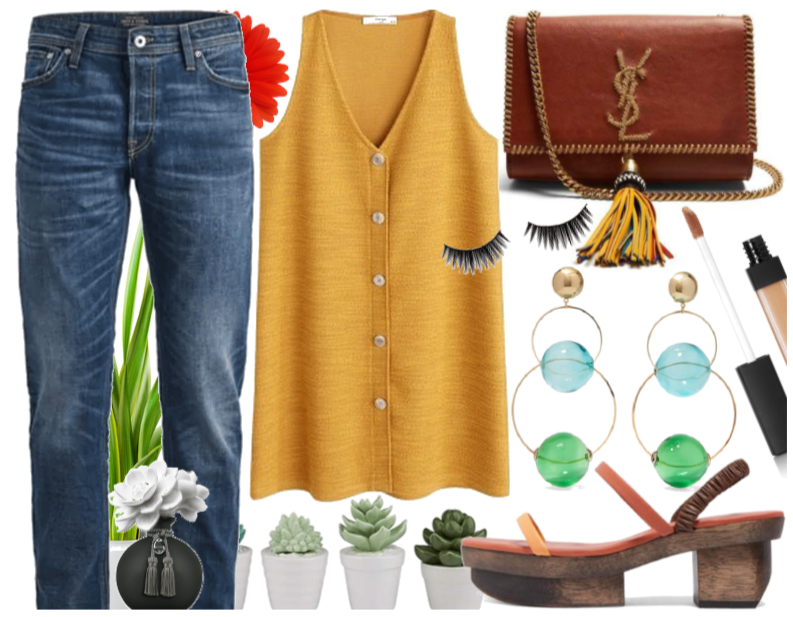Cheerful Spring Style