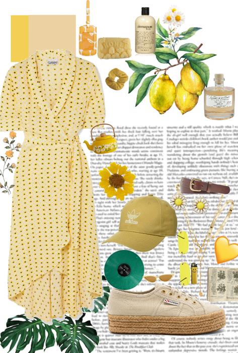 lemon picking