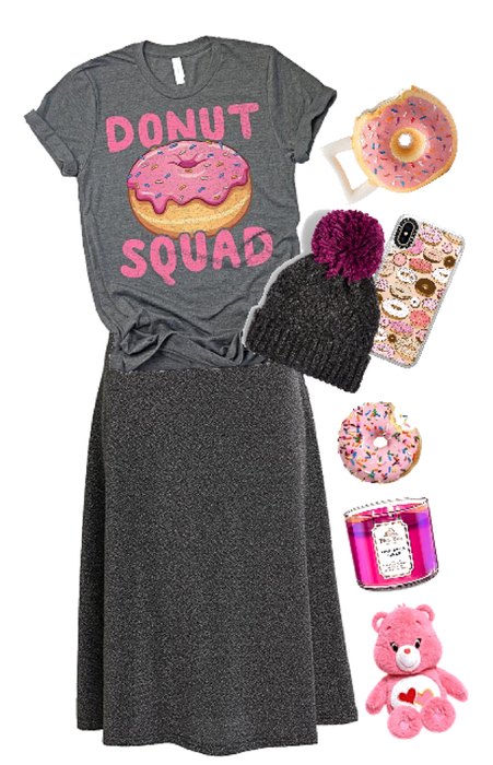 Sleepy Donut 🍩