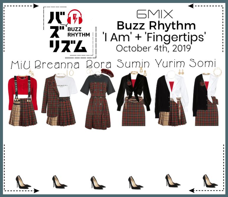 《6mix》Buzz Rhythm