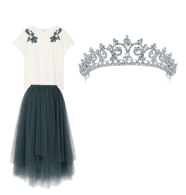 Royal twice style