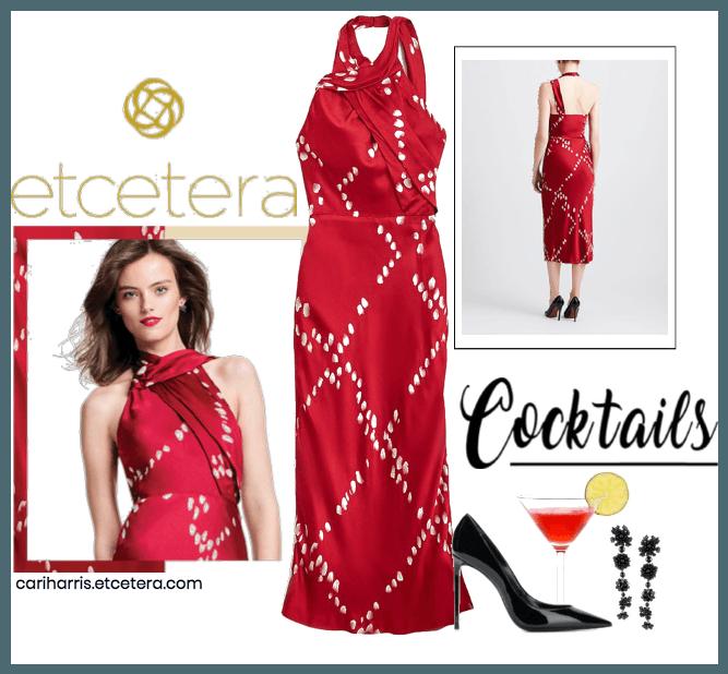 ETC Fall 2020: Premiere Halter Dress