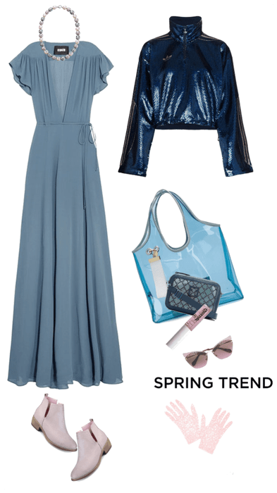 Spring Inspired Outfit