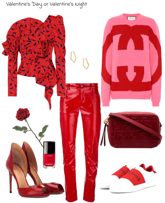 love in red