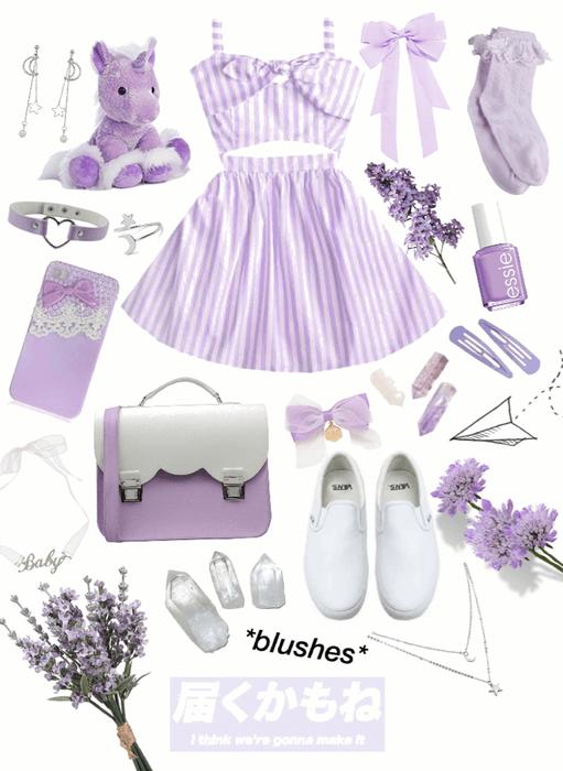 purple melody