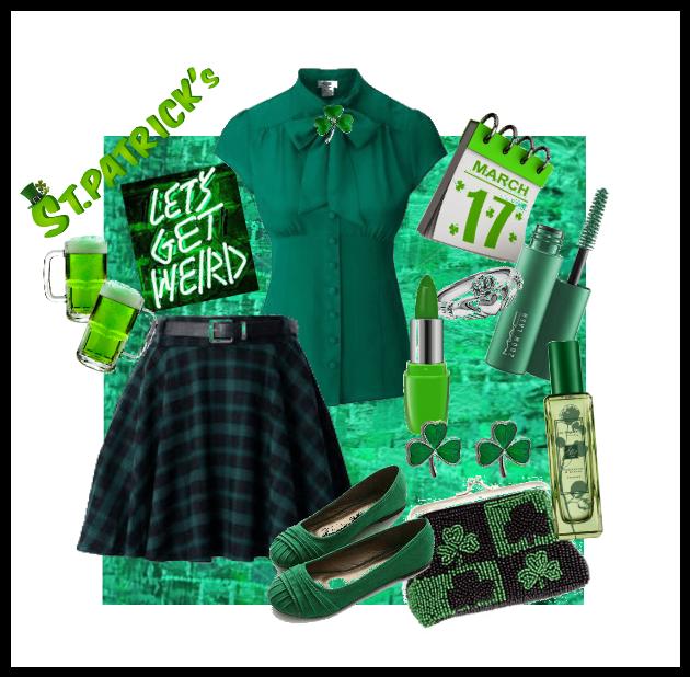 St.Patrick 's Green