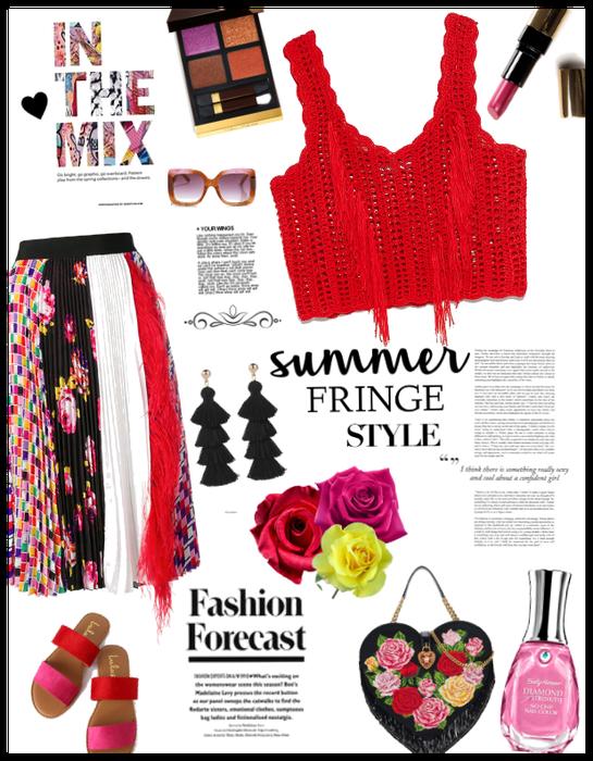 Summer Fringe Style