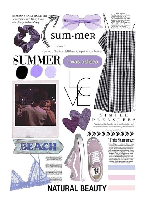 summer love 💜