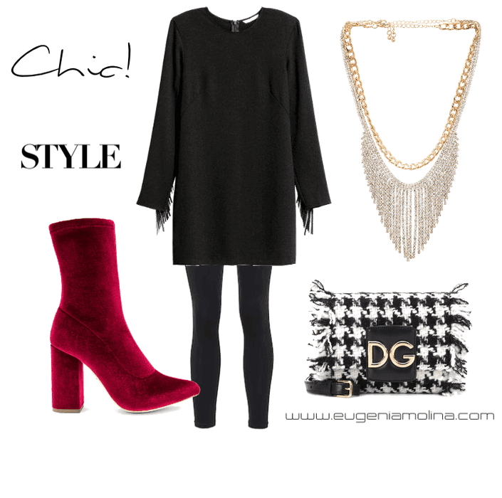 Holiday Chic outfit