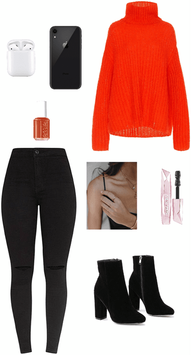 Simple Fall/ Winter Outfit