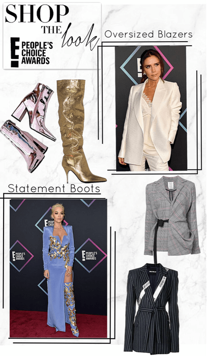 People's Choice Awards : Shop the Look