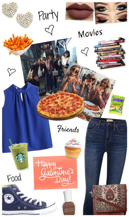 GALENTINES DAY STYLE