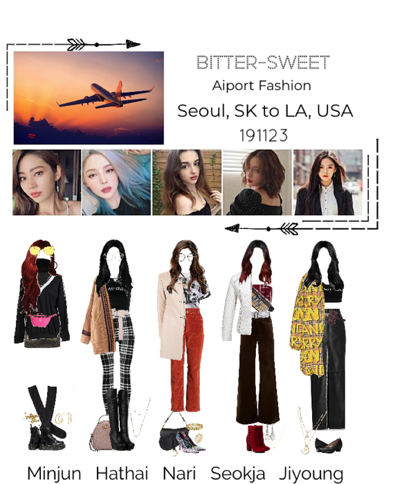 BSW Airport Fashion 191123