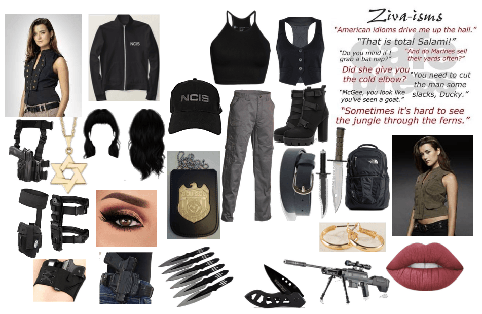 NCIS Special Agent Ziva David