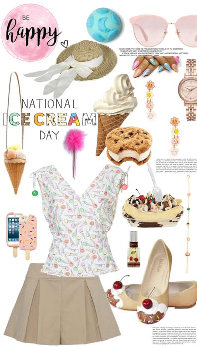 I scream for ice cream!!